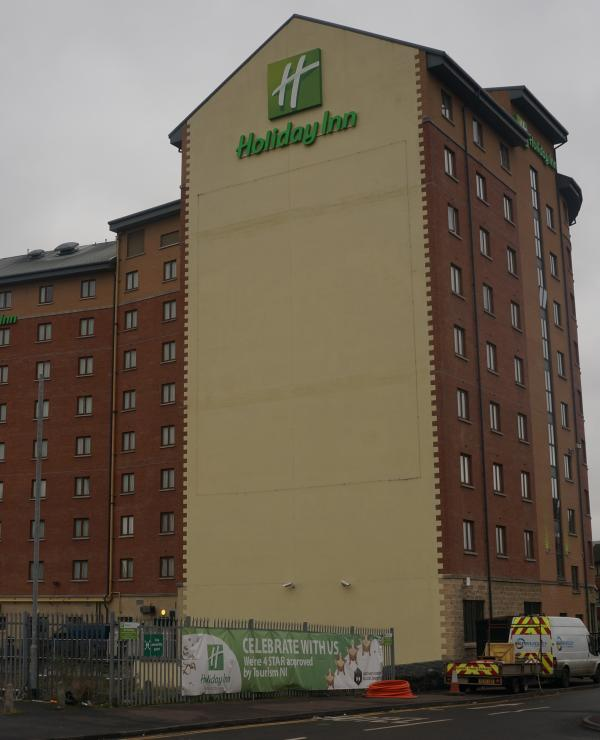 Holiday Inn Belfast City Centre Hotel
