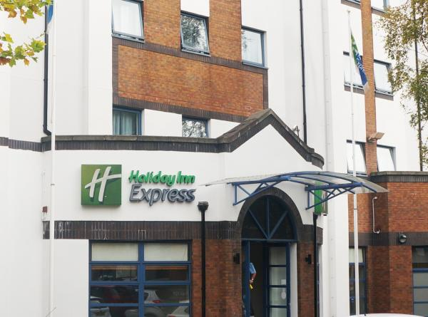 Holiday Inn Express Belfast City Hotel
